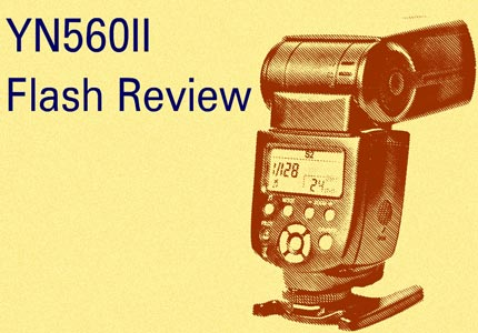 yn560II-flash review