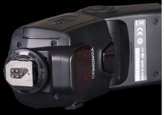 New YN500EX Flash Model -including TLL HSS Sopport