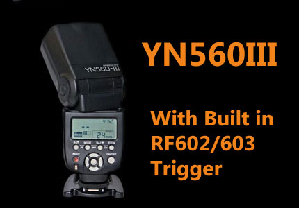 Just Announced YN560III – Whats New About It?