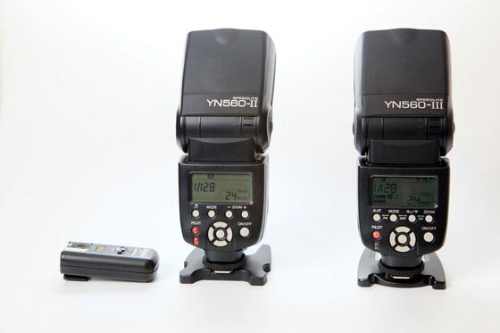 YN560III+II+602
