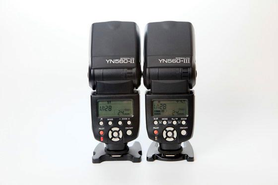 YN560III+II