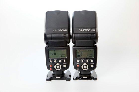 YN560III+II