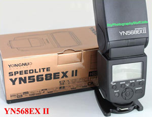 New YN568EXii flash