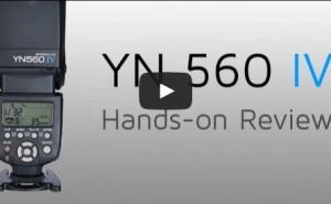 YN560IV review