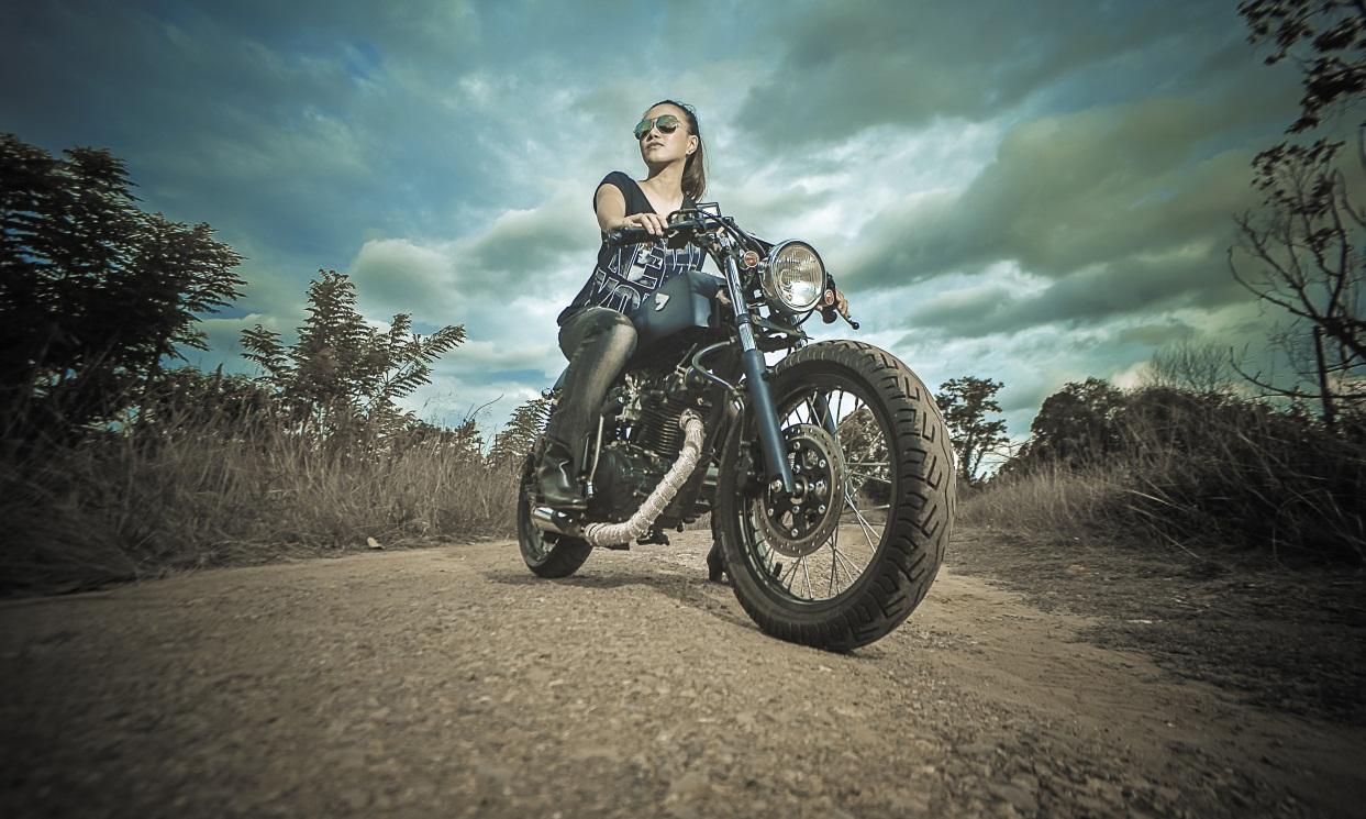 Biker Photography – the starters manual