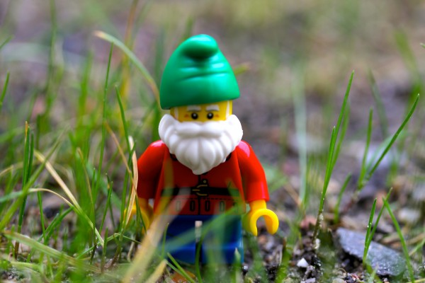 Toy Photography - LEGO dwarf