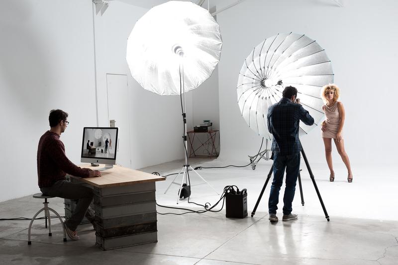 Fashion Photographer-studio