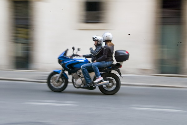 Tips for better panning photographs