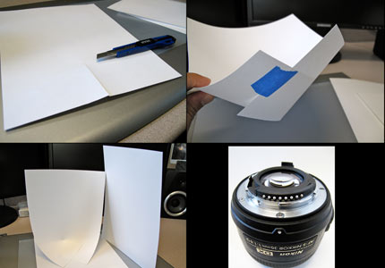 The easiest product photography setup ever