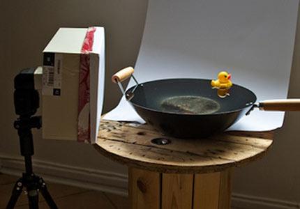 Two Light Setup by Lance oliver