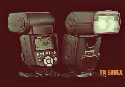YN-500EX TTL & HSS New Flash By YongNuo Released