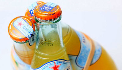 How to Photograph Juice bottles