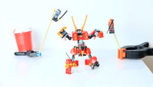 Lego Photography – My First Attempt
