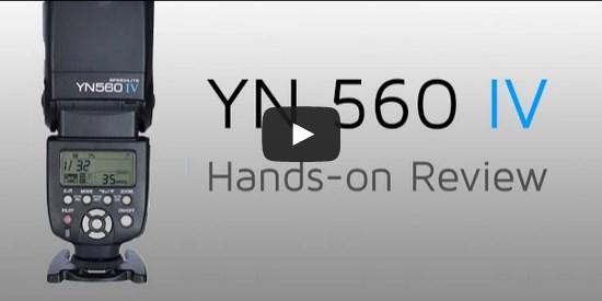 YN560IV vs. YN560III